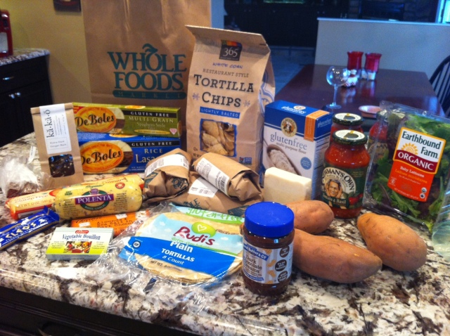 Whole Foods Market Loot