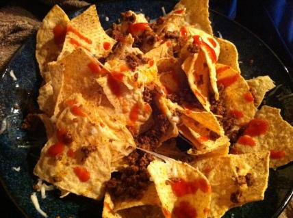 Taco Nachos