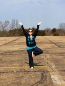 Yoga @ BT