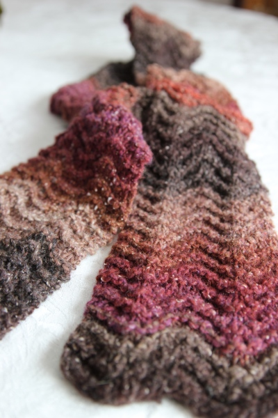 Two Weeknights with Warrick Scarf