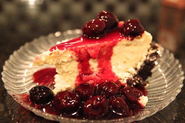 Black Forrest Cheesecake - Gluten Free