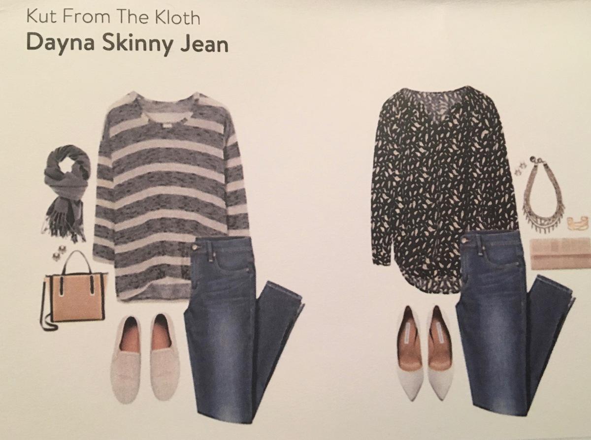 Kut From the Kloth, Dayna Skinny Jean, Stitch Fix