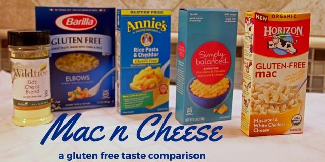 Mac n Cheese, Gluten Free, Review
