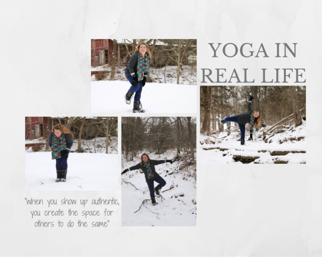 Yoga in Real Life